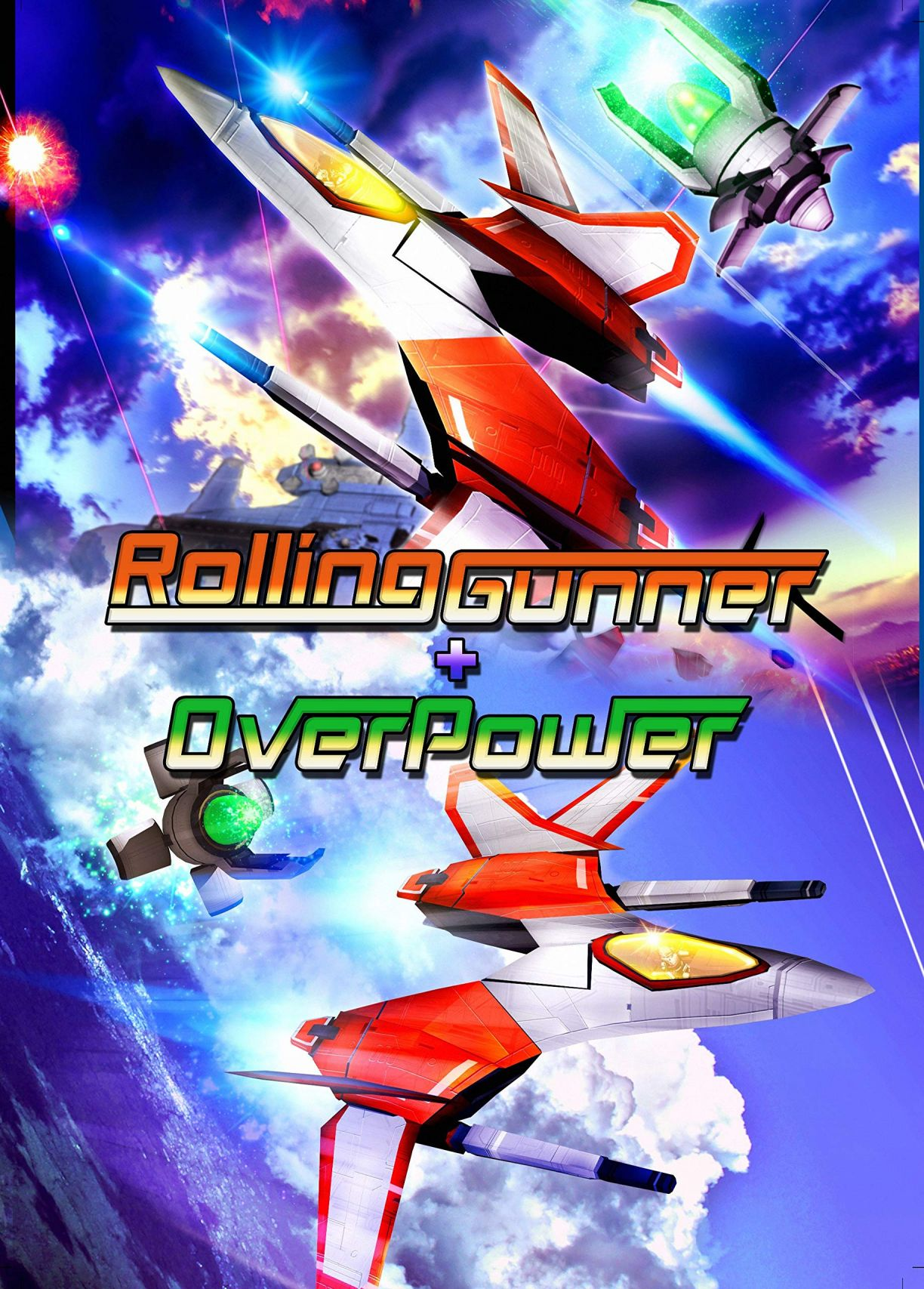 Rolling Gunner + Over Power [通常版] 4573419410143